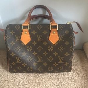 Louis Vuitton-Used Great Condition